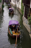 Chinese water village Stock Photo
