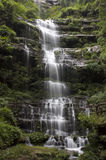 Chinese Waterfall Royalty Free Stock Photos
