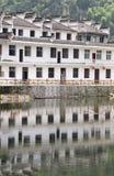 Chinese waterstad Stock Foto