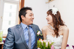 Chinese wedding Royalty Free Stock Photo