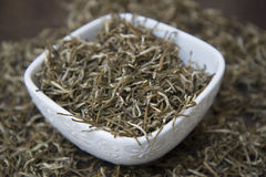 Chinese white tea is on the table. Stock Photography