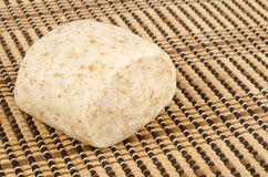 Chinese Whole Wheat Steamed Bun Royalty Free Stock Photography