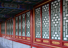 Chinese Window Stock Photos