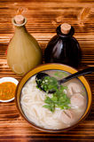 Chinese Wine Noodle Royalty Free Stock Photo