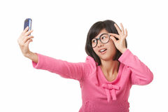 Chinese Woman Stock Image