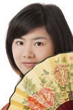 Chinese Woman Royalty Free Stock Photography