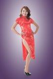 Chinese woman Stock Image
