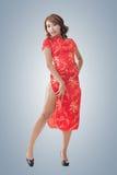 Chinese woman Royalty Free Stock Photo