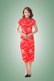 Chinese woman Royalty Free Stock Image