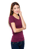 Chinese woman Stock Photos