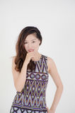 Chinese woman Royalty Free Stock Images