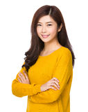 Chinese Woman portrait Royalty Free Stock Photo