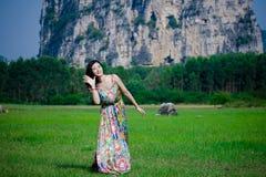 Chinese women Stock Photography