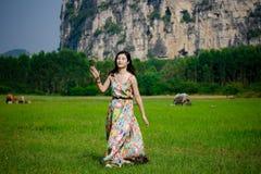 Chinese women Stock Photos