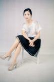 Chinese women Stock Photo