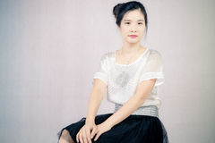 Chinese women Stock Images