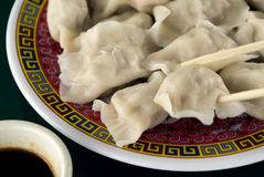 Chinese wontons 3 Royalty Free Stock Photos