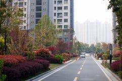 Chinese Woongemeenschap Royalty-vrije Stock Fotografie