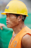 Chinese workers Royalty Free Stock Photo