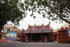 Chinese worship Stock Photo