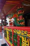 Chinese worship Stock Images