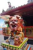 Chinese worship Stock Photos