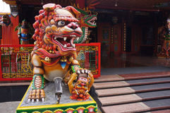 Chinese worship Stock Photography
