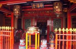 Chinese worship Royalty Free Stock Photos