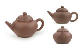 Chinese Yixing Tea Pot Royalty Free Stock Image