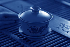 Chinese yixing teapots Royalty Free Stock Photos
