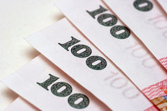 Chinese Yuan Royalty-vrije Stock Foto's