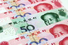 Chinese Yuan Stock Photography