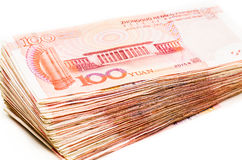 Chinese yuan bank note currency Royalty Free Stock Photography