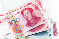Chinese yuan currency Stock Photo