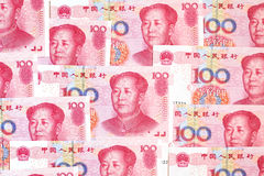 Chinese yuan renminb Royalty Free Stock Photos