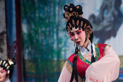 Chinese Yue opera actor Stock Photography