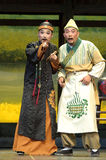 Chinese Yue opera actors Royalty Free Stock Photos