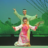 Chinese Yue opera performer Stock Photography