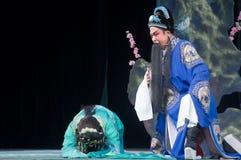Chinese-Yue-Opernschauspieler Lizenzfreie Stockfotos