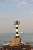 Chinese zhangzhou  dongshandao light tower Royalty Free Stock Photo