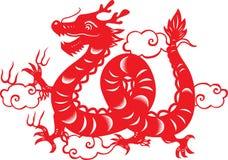 Chinese zodiac : dragon Royalty Free Stock Photo