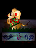 Chinese Zodiac Sign Animal----Rat Royalty Free Stock Images