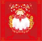 Chinese zodiac the year of Dog Stock Photo