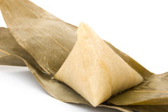 Chinese ZongZi for Dragon Boat Festival Stock Images