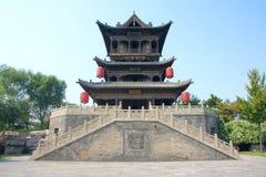 Chineses attic Royalty Free Stock Photos