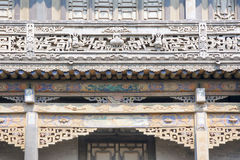 Chineses building Royalty Free Stock Image