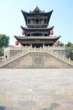Chineses Dachboden lizenzfreies stockbild