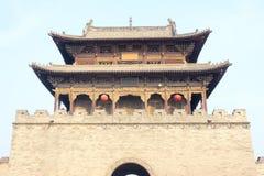 Chineses Gatterkontrollturm stockfotos
