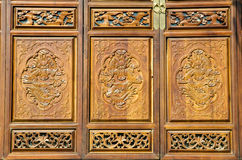 Chinesestyle screens Stock Image