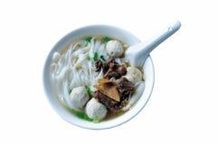 Chinesisch-Art Frühstück Lizenzfreie Stockfotos